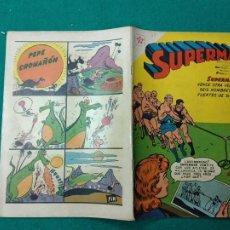 Tebeos: SUPERMAN Nº 108 EDITORIAL NOVARO 15 DE SEPTIEMBRE DE 1957.. Lote 257630315