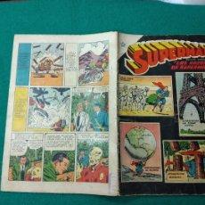 Tebeos: SUPERMAN Nº 103 EDITORIAL NOVARO 1 DE JULIO DE 1957.. Lote 257634295