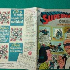 Tebeos: SUPERMAN Nº 69 EDITORIAL NOVARO 1 DE FEBRERO DE 1956.. Lote 257634635