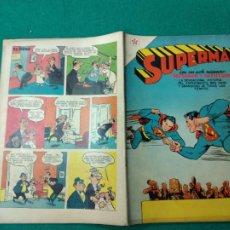 Tebeos: SUPERMAN Nº 94 EDITORIAL NOVARO 15 DE FEBRERO DE 1957.. Lote 257635925