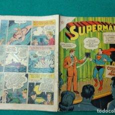 Tebeos: SUPERMAN Nº 93 EDITORIAL NOVARO 1 DE FEBRERO DE 1957.. Lote 257636115