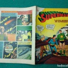 Tebeos: SUPERMAN Nº 92 EDITORIAL NOVARO 15 DE FEBRERO DE 1957.. Lote 257636455