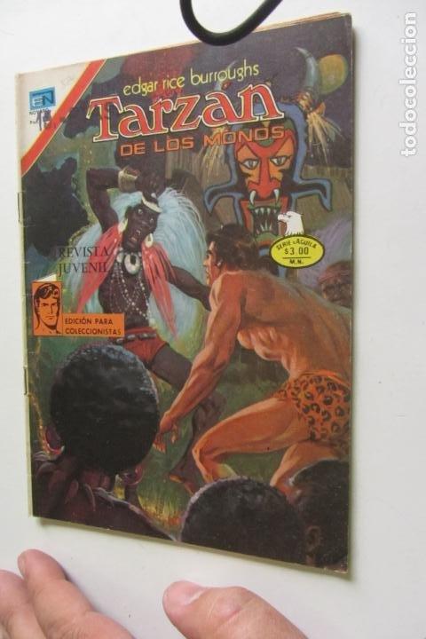 TARZAN. Nº 2-526. SERIE AGUILA. NOVARO. ETX (Tebeos y Comics - Novaro - Tarzán)