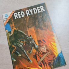 Tebeos: EXCELENTE ESTADO RED RYDER 143 NOVARO. Lote 257764350