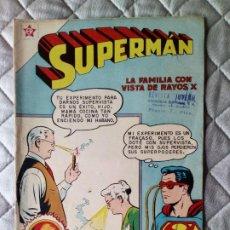 Tebeos: SUPERMÁN Nº 198 NOVARO. Lote 257850375