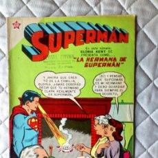 Tebeos: SUPERMÁN Nº 168 NOVARO. Lote 257854080
