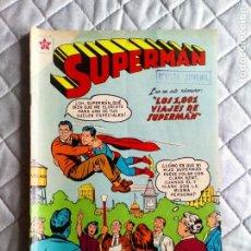 Tebeos: SUPERMÁN Nº 156 NOVARO. Lote 257855705