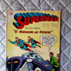 Tebeos: SUPERMÁN Nº 153 NOVARO. Lote 257856845