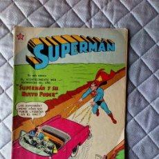 Tebeos: SUPERMÁN Nº 145 NOVARO. Lote 257866620