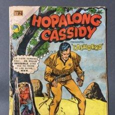 Tebeos: HOPALONG CASSIDY Nº 221 - EDITORIAL NOVARO. Lote 258136900