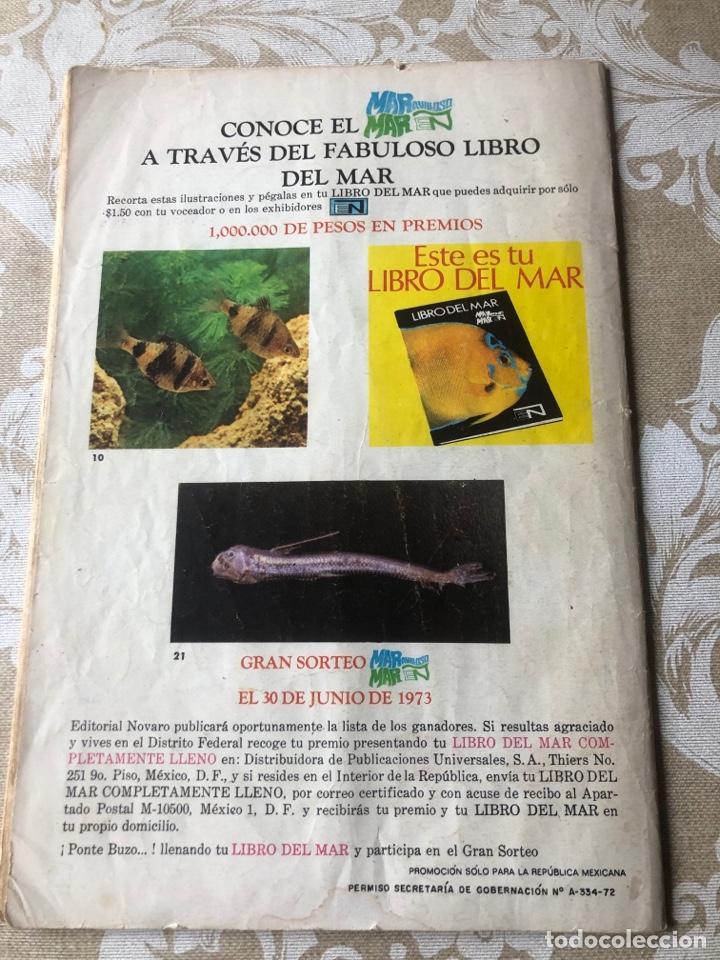 Tebeos: ROY ROGERS NAVARO REVISTA JUVENIL NUMERO ESPECIAL N 303 29 AGOSTO 1973 - Foto 2 - 258759665
