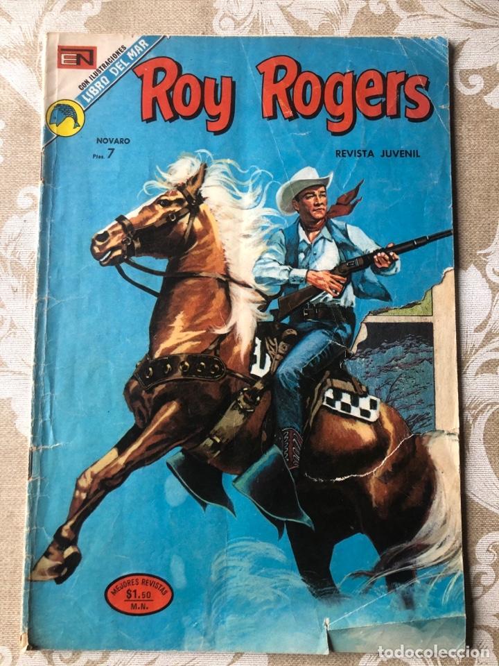 ROY ROGERS NAVARO REVISTA JUVENIL NUMERO ESPECIAL N 303 29 AGOSTO 1973 (Tebeos y Comics - Novaro - Roy Roger)