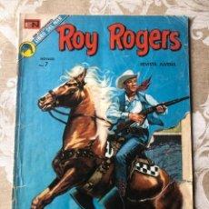 Tebeos: ROY ROGERS NAVARO REVISTA JUVENIL NUMERO ESPECIAL N 303 29 AGOSTO 1973. Lote 258759665