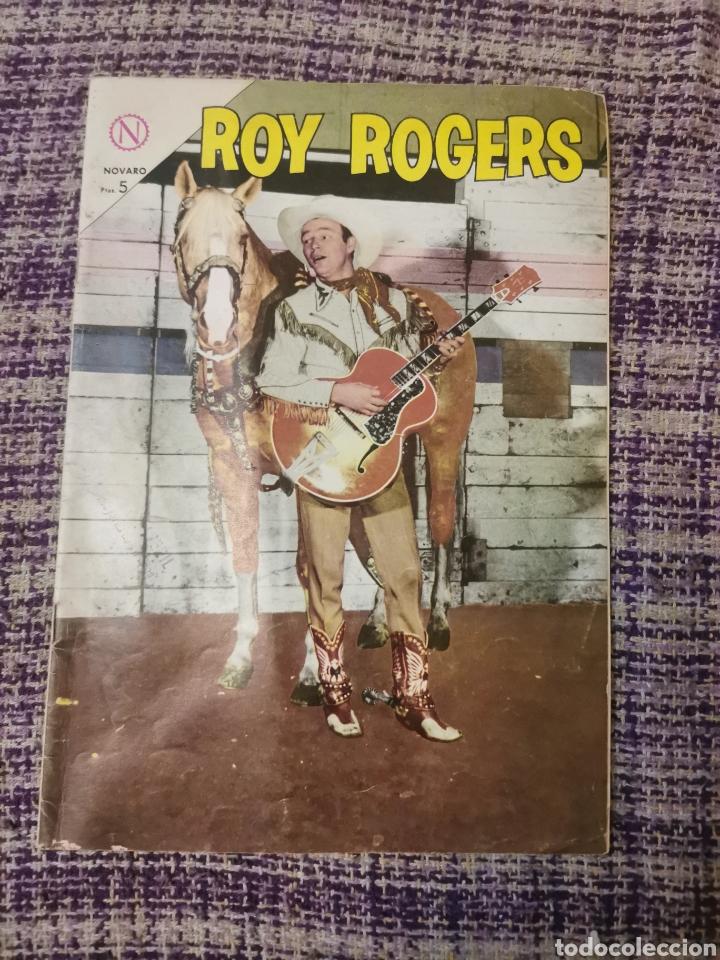 CÓMIC ROY ROGERS (Tebeos y Comics - Novaro - Roy Roger)