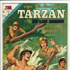 Tebeos: TARZAN DE LOS MONOS Nº 271 - NOVARO 1971. Lote 259726995
