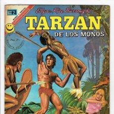 Tebeos: TARZAN DE LOS MONOS Nº 290 - NOVARO 1972 ''BUEN ESTADO''. Lote 259727085