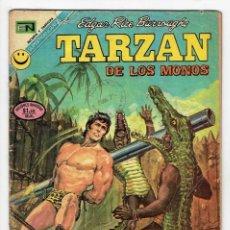 Tebeos: TARZAN DE LOS MONOS Nº 296 - NOVARO 1972. Lote 259727135