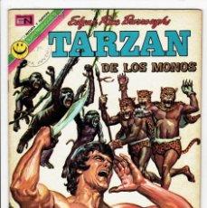 Tebeos: TARZAN DE LOS MONOS Nº 298 - NOVARO 1972 ''BUEN ESTADO''. Lote 259727190