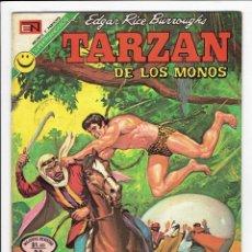 Tebeos: TARZAN DE LOS MONOS Nº 299 - NOVARO 1972 ''BUEN ESTADO''. Lote 259727230