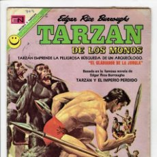 Tebeos: TARZAN DE LOS MONOS Nº 304 - NOVARO 1972. Lote 259727255