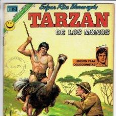 Tebeos: TARZAN DE LOS MONOS Nº 305 - NOVARO 1972. Lote 259727660