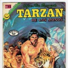Tebeos: TARZAN DE LOS MONOS Nº 306 - NOVARO 1972. Lote 259727760