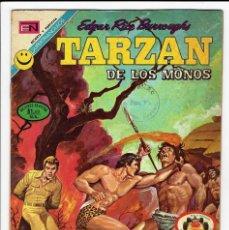 Tebeos: TARZAN DE LOS MONOS Nº 310 - NOVARO 1972 ''BUEN ESTADO''. Lote 259727775