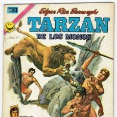 Tebeos: TARZAN DE LOS MONOS Nº 311 - NOVARO 1972 ''BUEN ESTADO''. Lote 259727785
