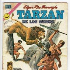 Tebeos: TARZAN DE LOS MONOS Nº 311 - NOVARO 1972. Lote 259727800