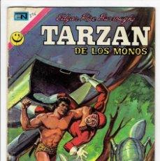 Tebeos: TARZAN DE LOS MONOS Nº 316 - NOVARO 1972. Lote 259727810