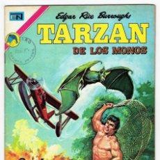 Tebeos: TARZAN DE LOS MONOS Nº 322 - NOVARO 1972 ''BUEN ESTADO''. Lote 259727825