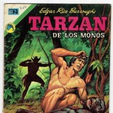 Tebeos: TARZAN DE LOS MONOS Nº 324 - NOVARO 1972. Lote 259727850