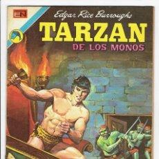 Tebeos: TARZAN DE LOS MONOS Nº 328 - NOVARO 1973 ''BUEN ESTADO''. Lote 259727865
