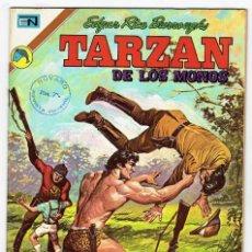 Tebeos: TARZAN DE LOS MONOS Nº 337 - NOVARO 1973 ''BUEN ESTADO''. Lote 259727890