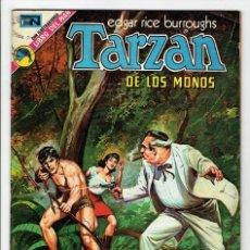 Tebeos: TARZAN DE LOS MONOS Nº 342 - NOVARO 1973 ''BUEN ESTADO''. Lote 259727905