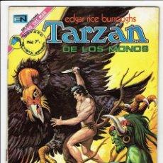 Tebeos: TARZAN DE LOS MONOS Nº 344 - NOVARO 1973 ''BUEN ESTADO''. Lote 259727925