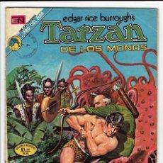 Tebeos: TARZAN DE LOS MONOS Nº 354 - NOVARO 1973. Lote 259727945