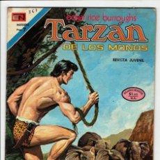 Tebeos: TARZAN DE LOS MONOS Nº 363 - NOVARO 1973. Lote 259727955