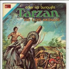 Tebeos: TARZAN DE LOS MONOS Nº 399 - NOVARO 1973. Lote 259727960