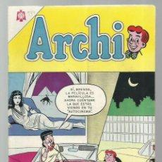 Livros de Banda Desenhada: ARCHI 134, 1965, NOVARO, MUY BUEN ESTADO. COLECCIÓN A.T.. Lote 259756335