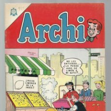 Livros de Banda Desenhada: ARCHI 125, 1964, NOVARO, MUY BUEN ESTADO. COLECCIÓN A.T.. Lote 259756870