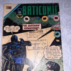 Tebeos: BATICOMIC N° 33, NOVARO 1970. Lote 260751140