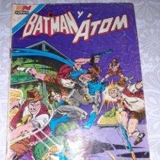 Tebeos: BATMAN NOVARO, SERIE AVEZTRUZ N° 3 -10, 1981. Lote 260752190