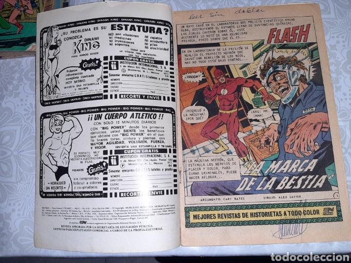 Tebeos: Batman Novaro, Serie aveztruz n° 3 -22, 1982 - Foto 3 - 260752820