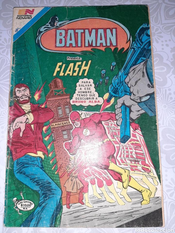 BATMAN NOVARO, SERIE AVEZTRUZ N° 3 -22, 1982 (Tebeos y Comics - Novaro - Batman)