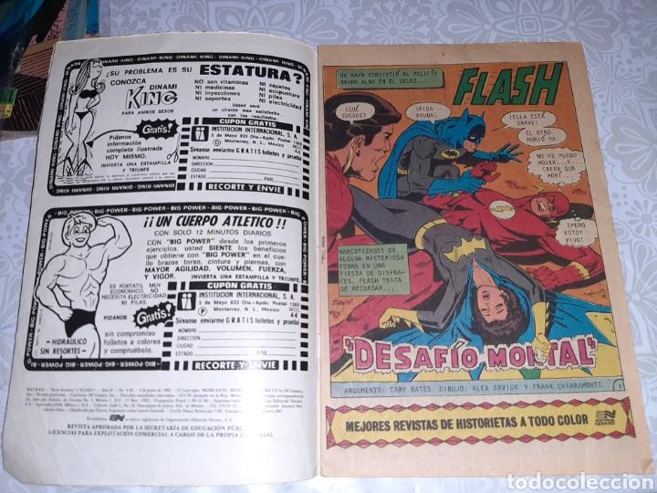 Tebeos: Batman Novaro, Serie aveztruz n° 3 -26, 1982 - Foto 3 - 260753045