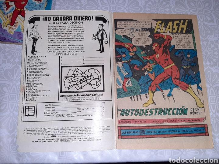 Tebeos: Batman Novaro, Serie aveztruz n° 3 -28, 1982 - Foto 3 - 260753385