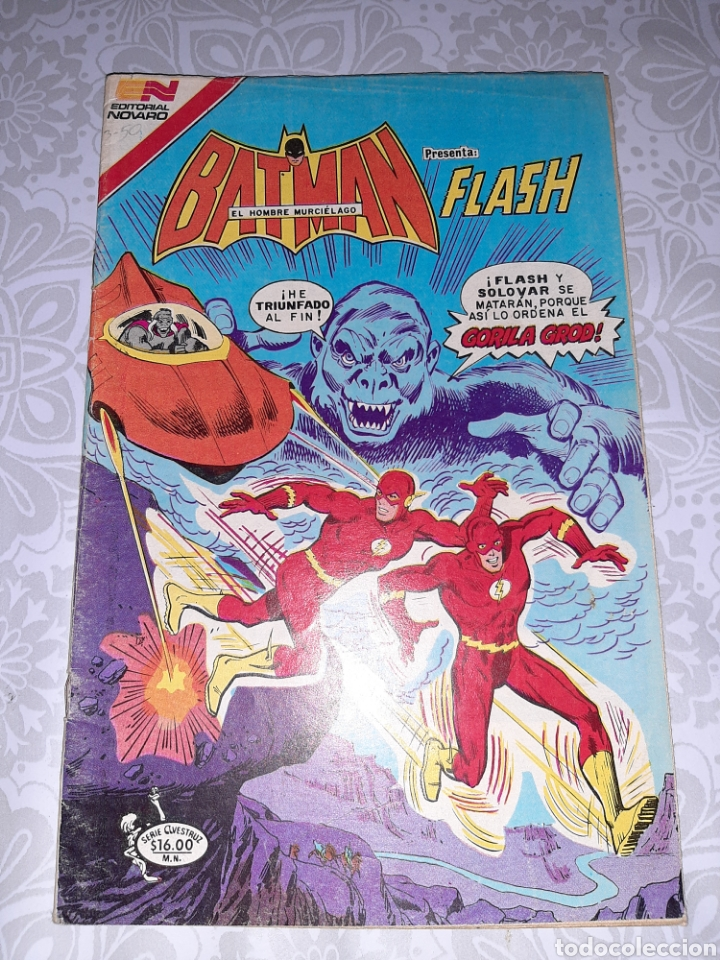BATMAN NOVARO, SERIE AVEZTRUZ N° 3 -50, 1983 (Tebeos y Comics - Novaro - Batman)