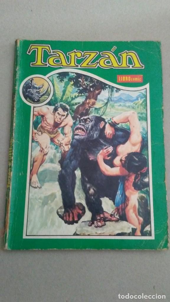 TARZAN TOMO VII (Tebeos y Comics - Novaro - Tarzán)