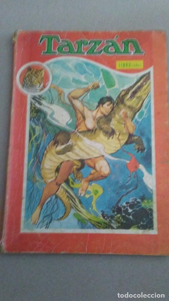 TARZAN TOMO XIII (Tebeos y Comics - Novaro - Tarzán)
